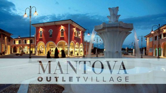 аутлет Mantova Outlet Village