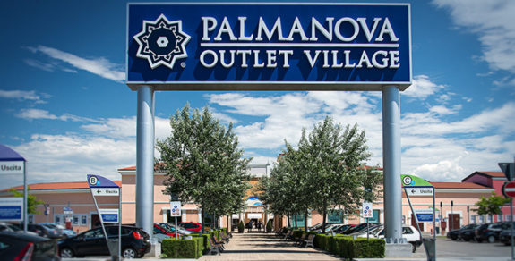 Аутлет Palmanova Outlet Village